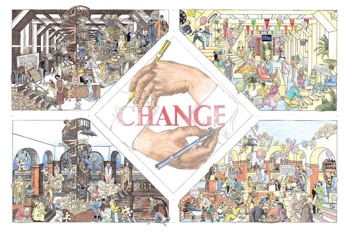 Change-Poster