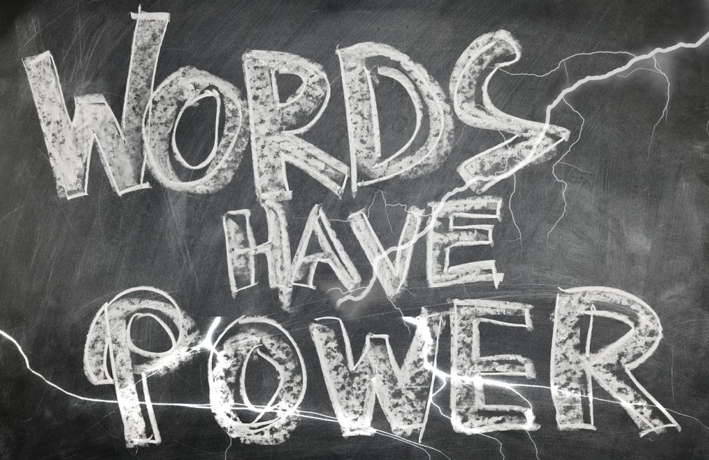 Listen - Words Have Power